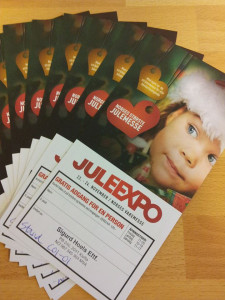 Billetter til JuleExpo